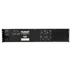 Audac CAP448 - 100V dvokanalno pojačalo 2 X 480W
