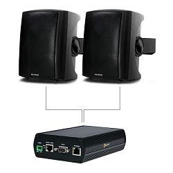 Audio sistem Audac LM523 (Mixer RM523, zvučnici LX523)