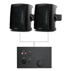 Audio sistem Audac LW523 (Mixer WP523, zvučnici LX523)