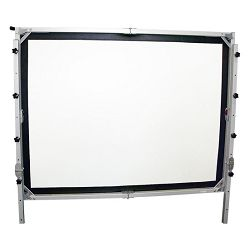 Prenosno platno (pozadinska projekcija) Avtek RP FOLD 240, 264x203 cm, format 4:3
