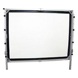 Prenosno platno (pozadinska  projekcija) Avtek RP FOLD 400, 427x325 cm, format 4:3