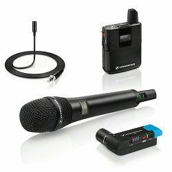 Bežični mikrofonski set za kameru Sennheiser AVX Combo SET