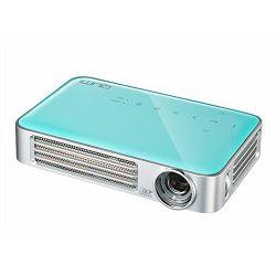 Prenosni projektor Vivitek Qumi Q6-BU plavi, DLP, WXGA (1280x800), 800 ANSI lumena