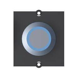 Priključak sa dugmetom od nerđajućeg čelika za stone utičnice