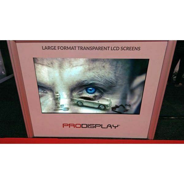 Transparentni ekran ProDisplay