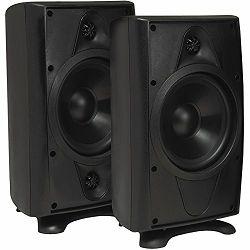 Zvučnici Nuvo AP16OB,spoljni, 50W, 8 Ohm, crni, par