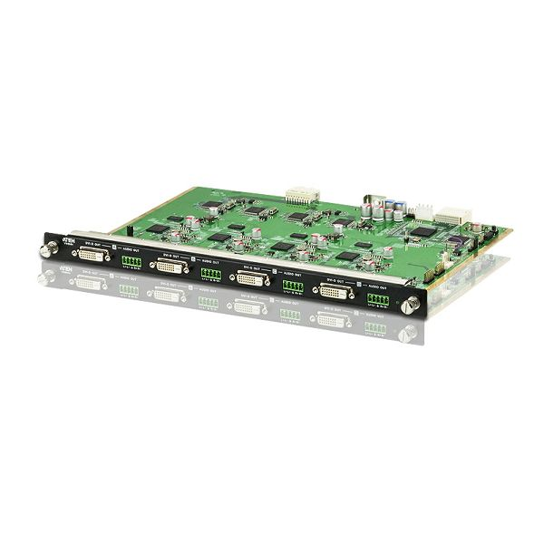 ATEN VM8604, DVI Output Board sa četiri izlaza