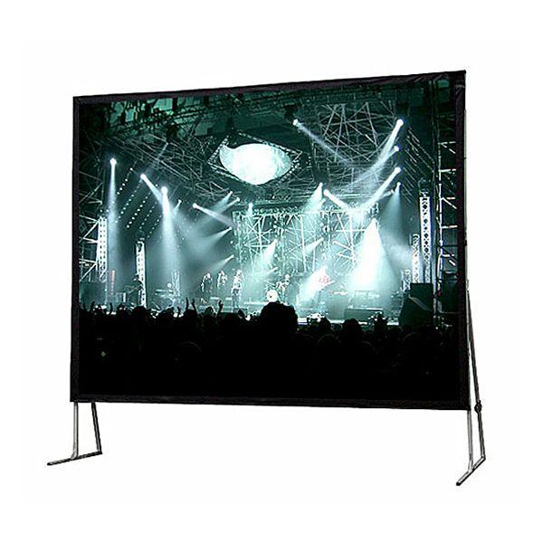 Prenosno platno sa aluminijumskom konstrukcijom Avtek FOLD 500, 528x401 cm, format 4:3