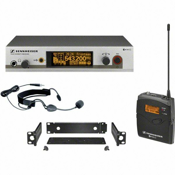 Bežični mikrofonski set Sennheiser ew 352 G3