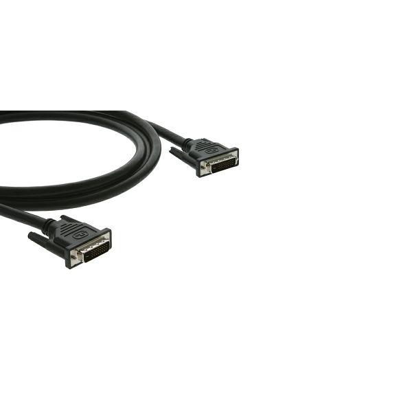 DVI-D Dual link kabl Kramer C-DM/DM-15 (M-M) 4,6 m