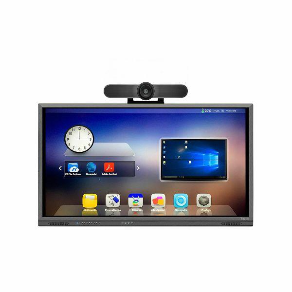Interaktivni monitor Traulux TLM 7500 + Logitech MeetUp AKCIJA!!!