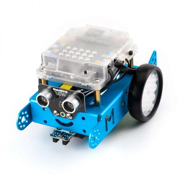 Makeblock mBot V1.1 - STEM Edukacioni Robot, Set za decu - Bluetooth - Plavi