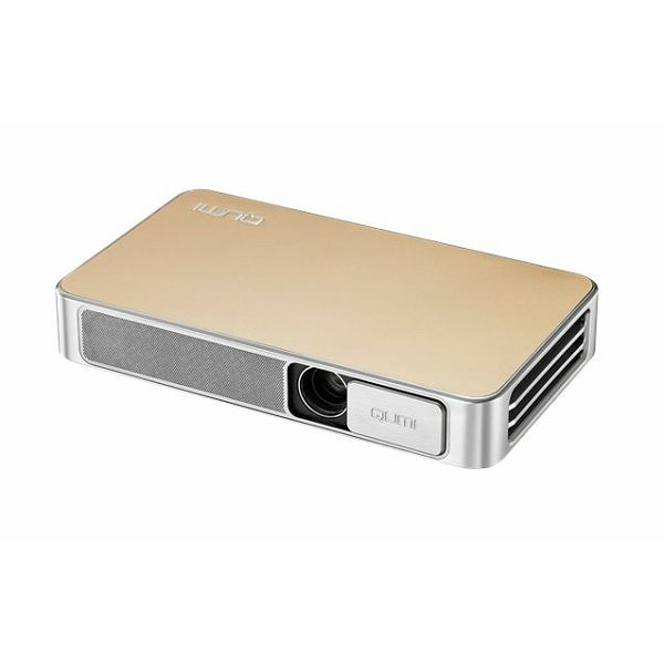 Prenosni projektor Vivitek Qumi Q3-GD zlatni, DLP, HD720p (1280 x 720) rezolucija, 500 ANSI lumena
