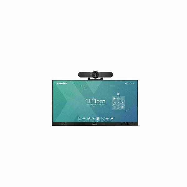 Traulux interaktivni monitor + OPS i5 + Logitech MeetUp