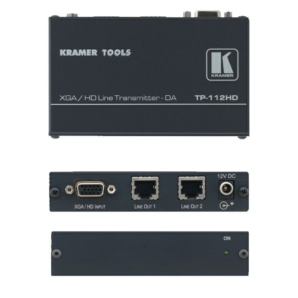 Video ekstender Kramer TP-112HD